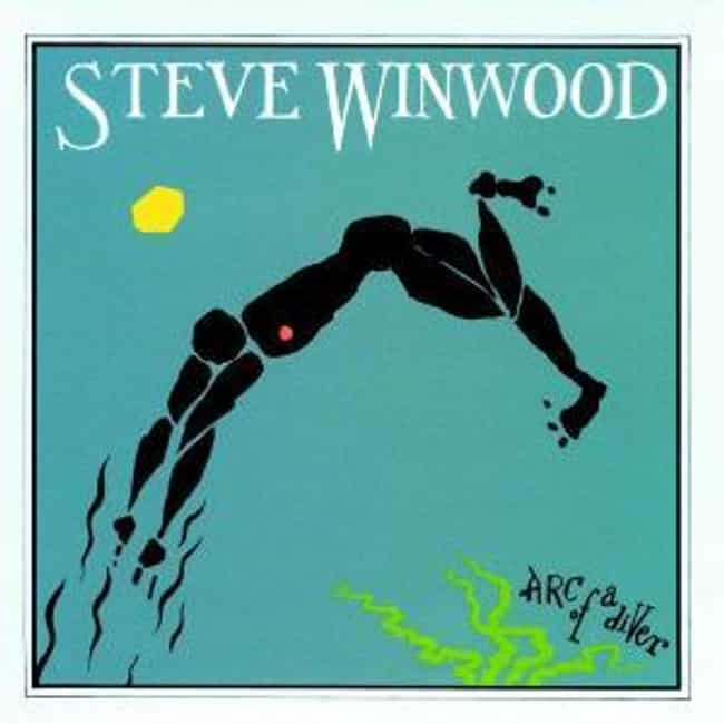 Arc of a Diver is listed (or ranked) 2 on the list The Best Steve Winwood Albums of All Time