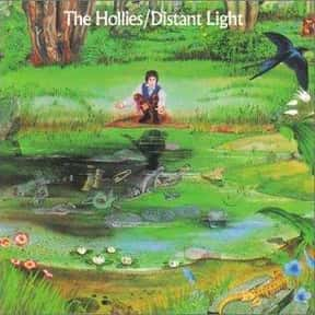 Distant Light is listed (or ranked) 3 on the list The Best Hollies Albums of All Time