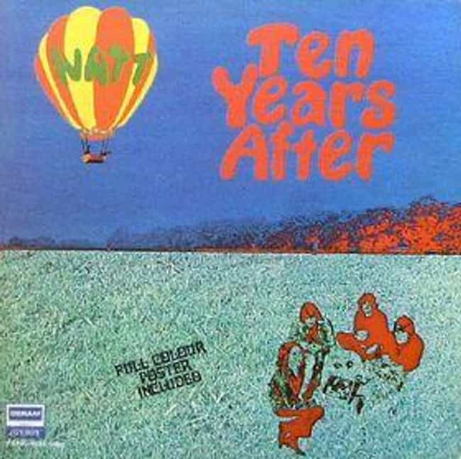 Watt is listed (or ranked) 4 on the list The Best Ten Years After Albums of All Time