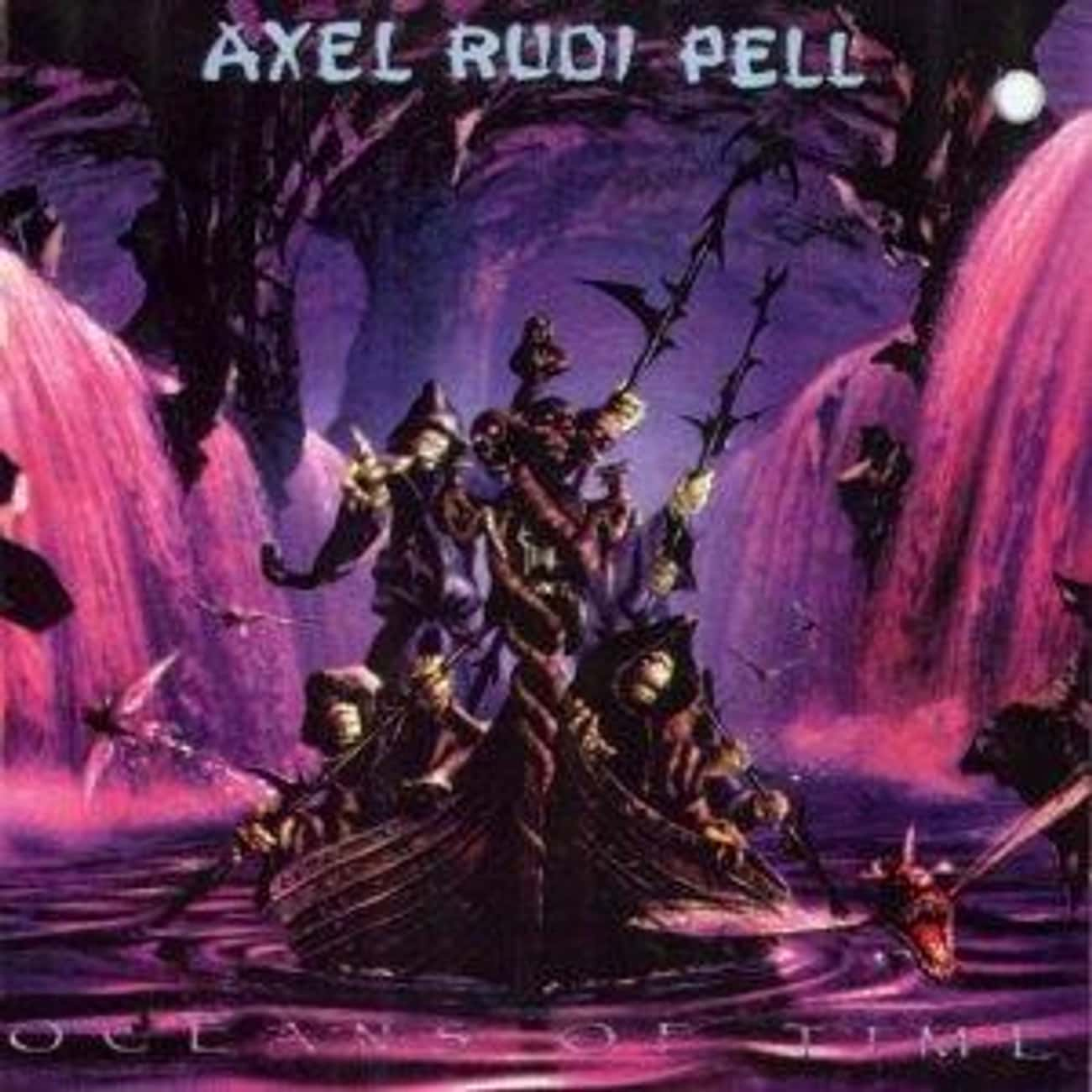 Oceans of Time is listed (or ranked) 1 on the list The Best Axel Rudi Pell Albums of All Time