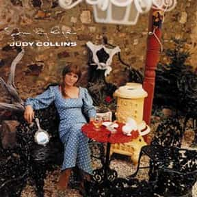 In My Life is listed (or ranked) 1 on the list The Best Judy Collins Albums of All Time