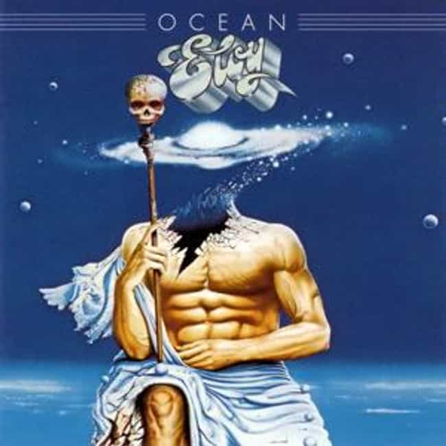 Ocean is listed (or ranked) 1 on the list The Best Eloy Albums of All Time
