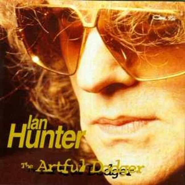 The Artful Dodger is listed (or ranked) 4 on the list The Best Ian Hunter Albums of All Time