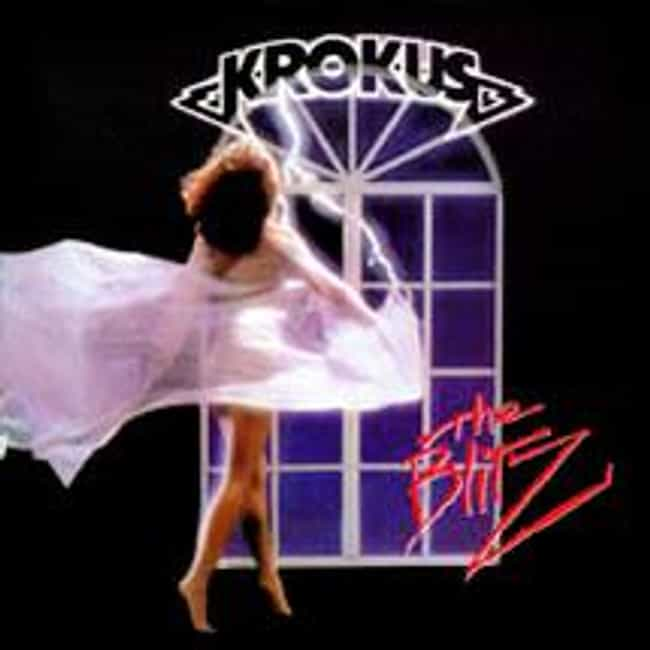 The Blitz is listed (or ranked) 4 on the list The Best Krokus Albums of All Time