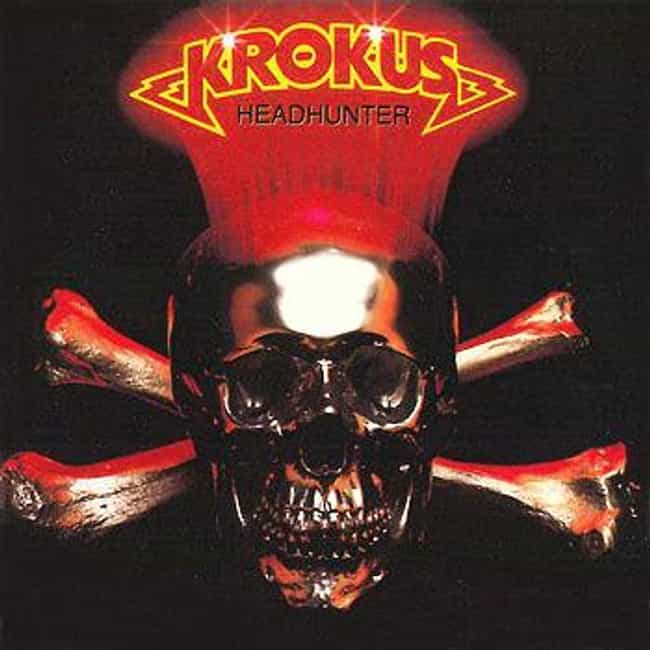 Headhunter is listed (or ranked) 1 on the list The Best Krokus Albums of All Time
