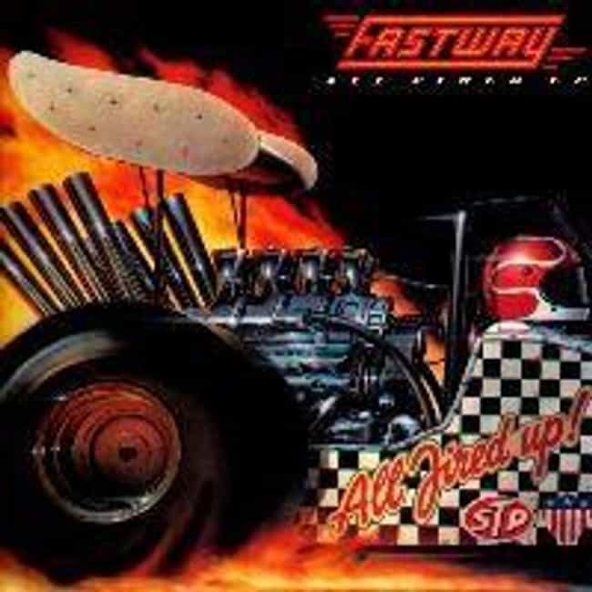 All Fired Up is listed (or ranked) 3 on the list The Best Fastway Albums of All Time