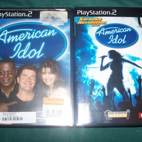 American Idol is listed (or ranked) 22 on the list Nintendo Game Boy Advance Games