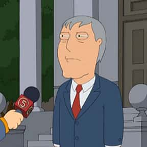 Adam West is listed (or ranked) 4 on the list The Best Family Guy Characters of All Time
