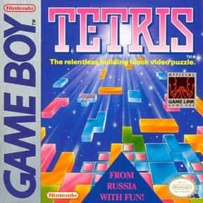 Tetris is listed (or ranked) 21 on the list The 100+ Best Video Games of All Time, Ranked by Fans