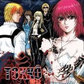Tokko is listed (or ranked) 18 on the list The Best Anime Like Blood+