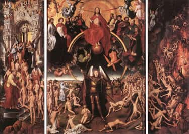 The Last Judgment is listed (or ranked) 2 on the list List of Famous Religious Image Paintings