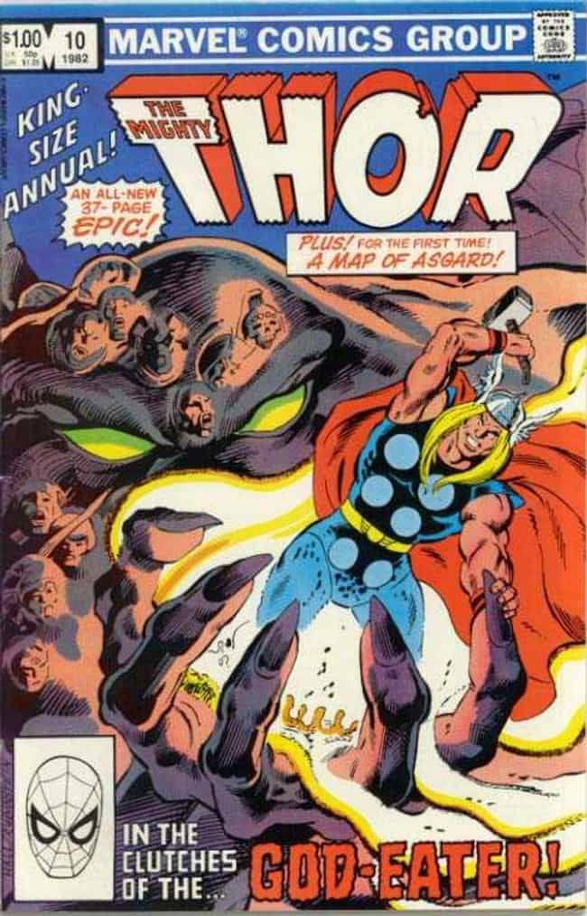 Atum is listed (or ranked) 5 on the list List of All Thor Villains & Enemies
