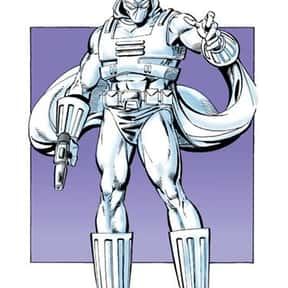 Ghost is listed (or ranked) 8 on the list The Best Iron Man Villains Ever