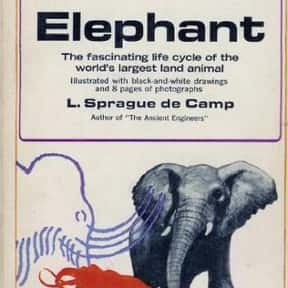Elephant is listed (or ranked) 25 on the list The Best Books With Elephant in the Title