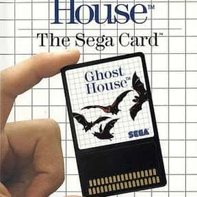 Ghost House is listed (or ranked) 19 on the list List of Sega Platform Games