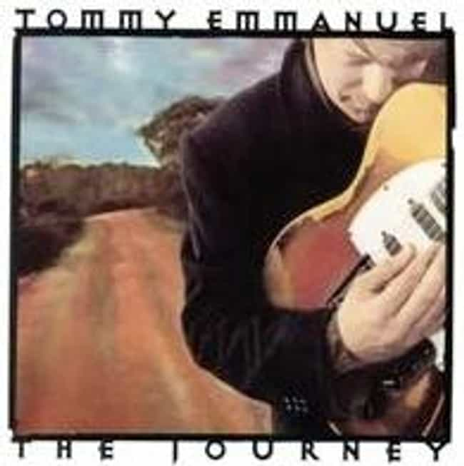 The Journey is listed (or ranked) 3 on the list The Best Tommy Emmanuel Albums of All Time