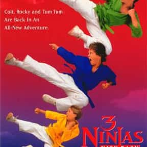 3 Ninjas Kick Back is listed (or ranked) 15 on the list The Best Martial Arts Movies for Kids