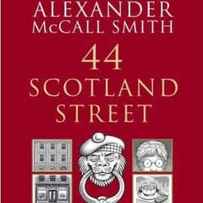 44 Scotland Street is listed (or ranked) 7 on the list Crime Fiction Books