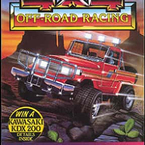 4x4 Off-Road Racing is listed (or ranked) 2 on the list List of Amiga Games