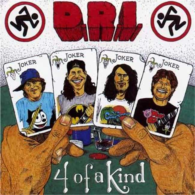 4 of a Kind is listed (or ranked) 4 on the list The Best D.R.I. Albums of All Time