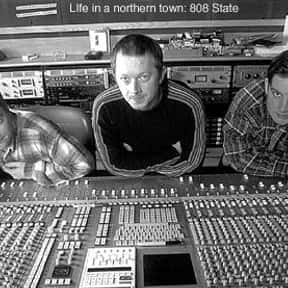 808 State is listed (or ranked) 7 on the list The Best Electronic Bands & Artists