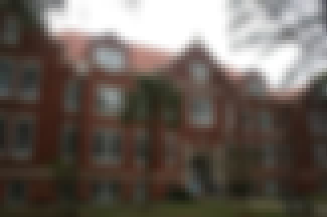 Anderson Hall is listed (or ranked) 1 on the list List of Famous Gainesville Buildings & Structures