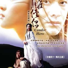 The Return of the Condor Heroe is listed (or ranked) 2 on the list The Best Wuxia TV Shows