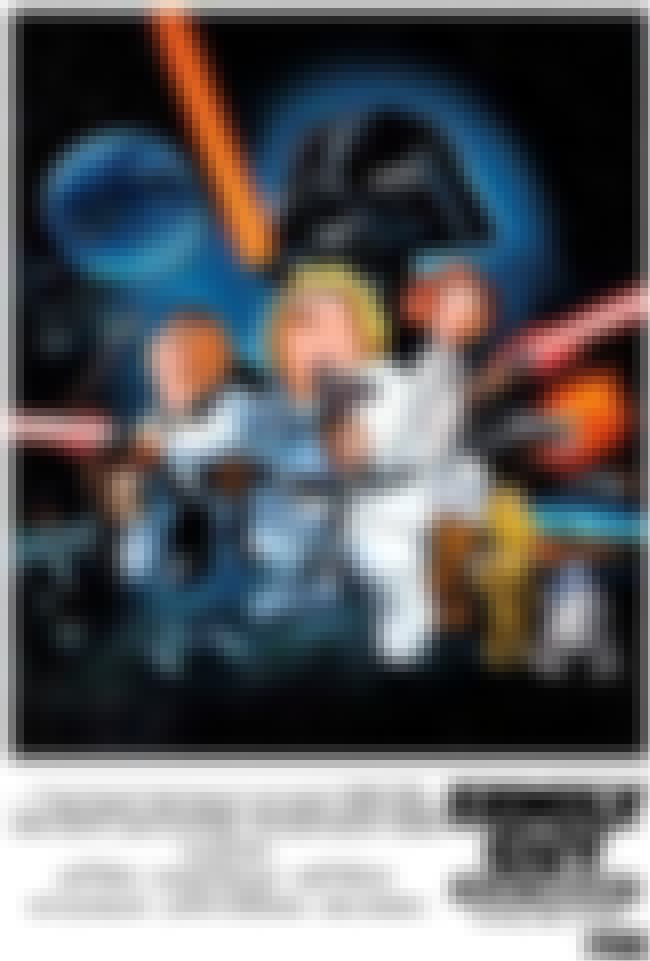 Blue Harvest is listed (or ranked) 2 on the list The Best Cartoon Star Wars Parodies