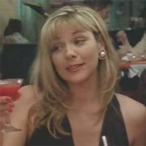 Samantha Jones is listed (or ranked) 14 on the list The Greatest Perpetually Single Women in TV History