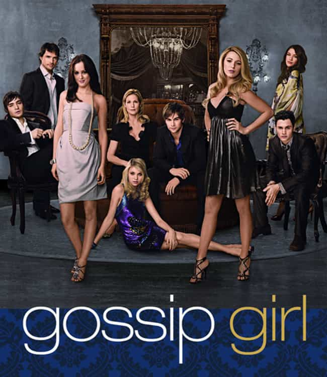 Gossip Girl is listed (or ranked) 3 on the list What to Watch If You Love 'Pretty Little Liars'