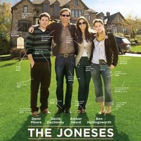 The Joneses is listed (or ranked) 22 on the list The Best Demi Moore Movies