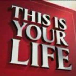 This Is Your Life is listed (or ranked) 24 on the list The Best 1990s Reality Shows