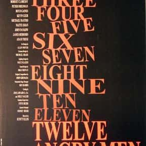 Twelve Angry Men is listed (or ranked) 5 on the list The Best Broadway Plays of the 2000s