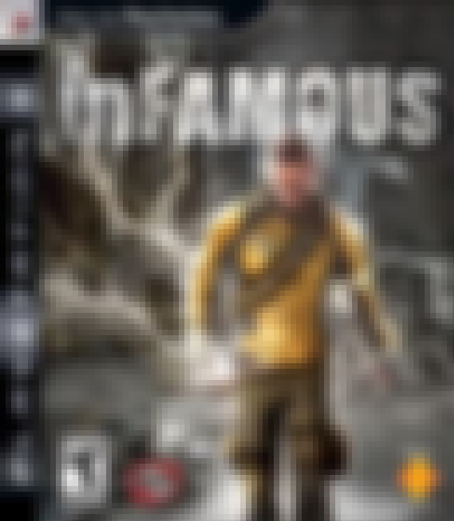 Infamous is listed (or ranked) 5 on the list The Top 5 Sandbox Games