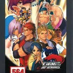 Rage Of The Dragons is listed (or ranked) 15 on the list The Best Neo Geo Fighting Games