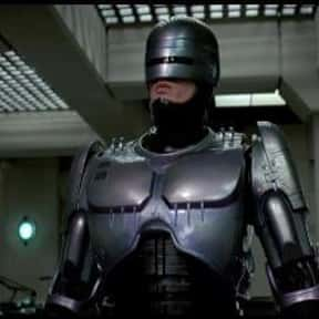 RoboCop is listed (or ranked) 12 on the list The Greatest Fictional Cops & Law Enforcement Officers of All Time, Ranked