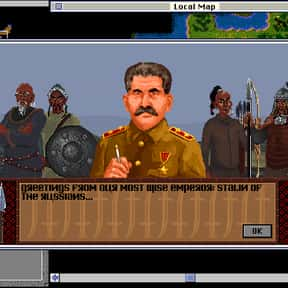 Civilization is listed (or ranked) 24 on the list The Best Strategy Games of All Time, Ranked