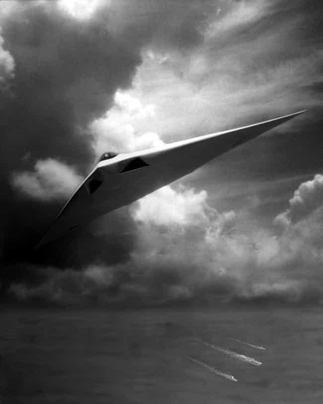McDonnell Douglas A 12 Avenger II