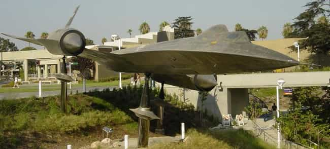 Lockheed A-12 is listed (or ranked) 1 on the list Planes Used By Central Intelligence Agency (CIA)