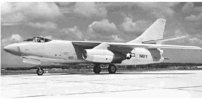 Douglas A-3 Skywarrior ... is listed (or ranked) 3 on the list List of Douglas Aircraft Company Airplanes and Aircrafts