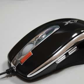 A4Tech is listed (or ranked) 9 on the list The Best Mouse Manufacturers