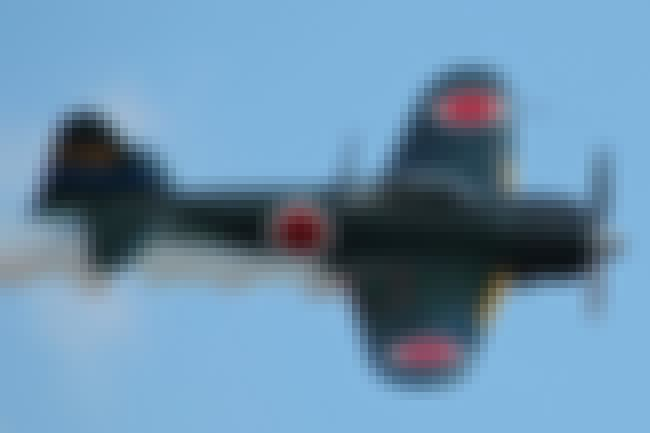Mitsubishi A6M Zero is listed (or ranked) 3 on the list Mitsubishi Airplanes and Aircrafts
