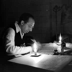 Aaron Copland is listed (or ranked) 14 on the list Famous Film Actors From New York