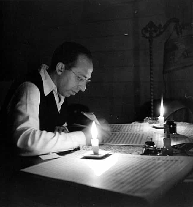 Aaron Copland is listed (or ranked) 3 on the list Famous People Born in 1900