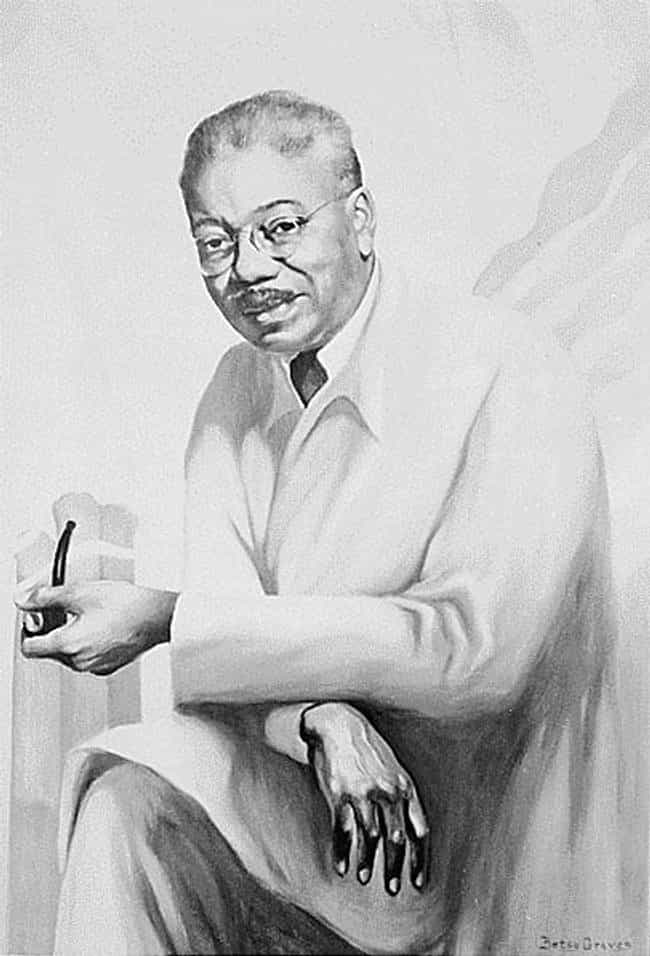 Aaron Douglas is listed (or ranked) 3 on the list Famous Harlem Renaissance Artists