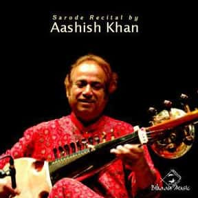 Aashish Khan is listed (or ranked) 2 on the list Famous Composers from India