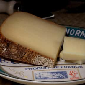 Abbaye de Belloc is listed (or ranked) 1 on the list Cheese Made from Domestic Sheep Milk