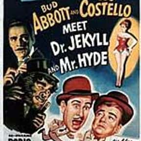 Abbott and Costello Meet Dr. J is listed (or ranked) 19 on the list The Best Comedy Movies of the 1950s
