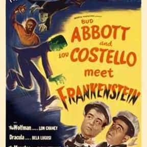 Abbott and Costello Meet Frank is listed (or ranked) 12 on the list The Best Comedies of the 1940s