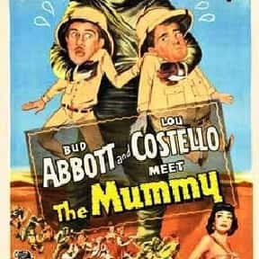 Abbott and Costello Meet the M is listed (or ranked) 18 on the list The Best Comedy Movies of the 1950s
